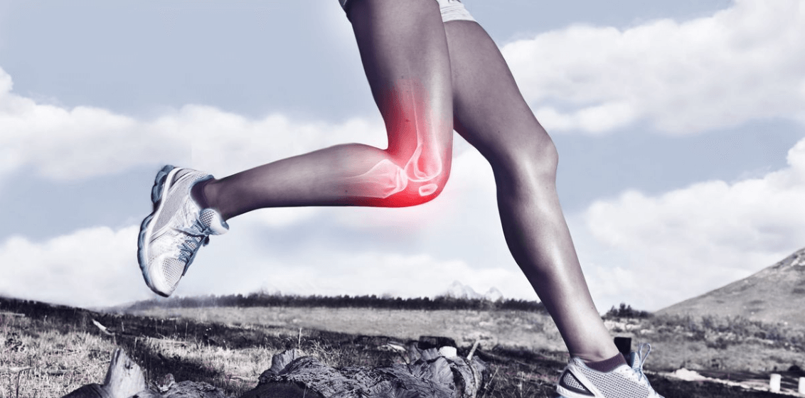 Look After Your Knees While Running