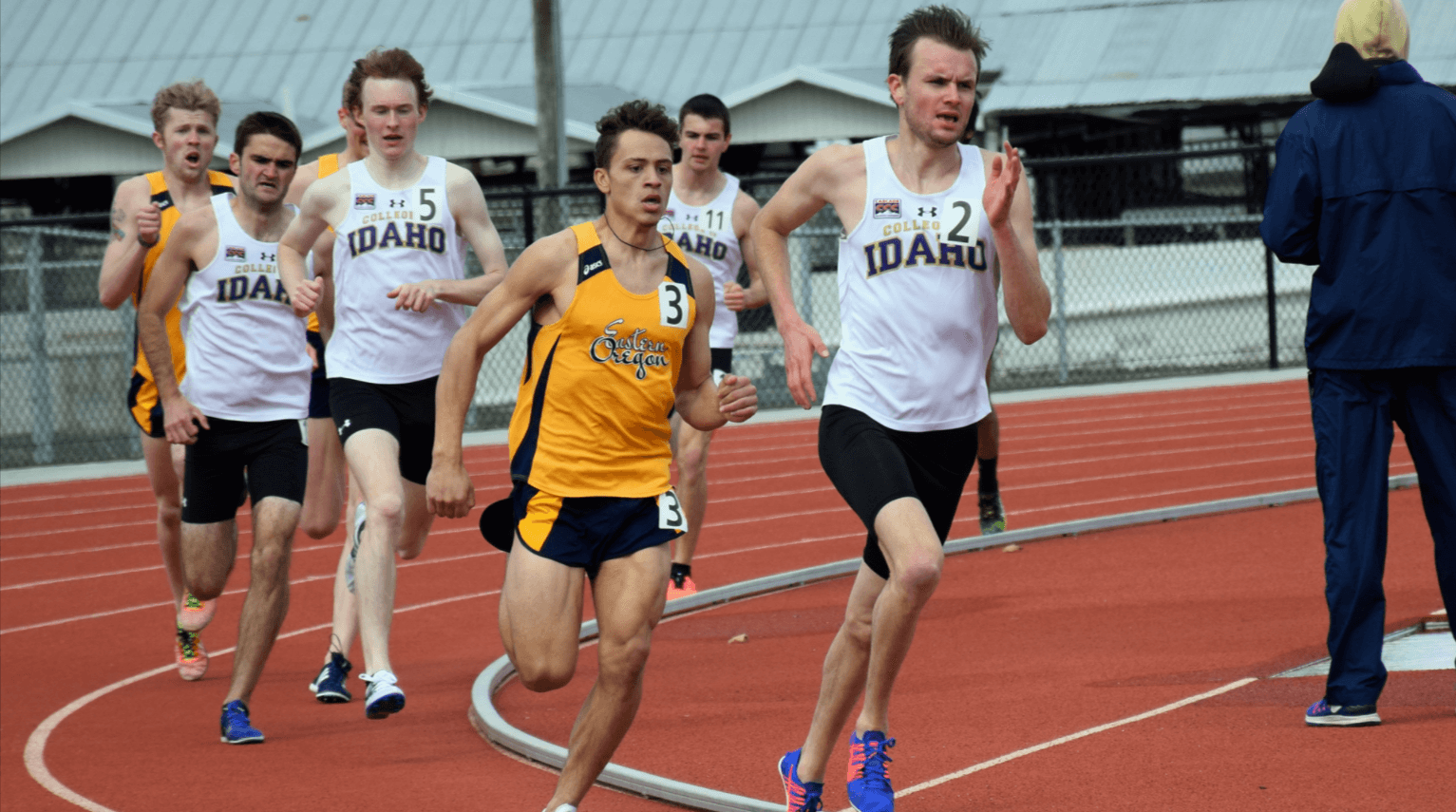 Track and Field at College